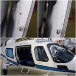 Aircraft leather service
