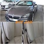 BMW leather repair service