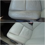 car seat leather restoration